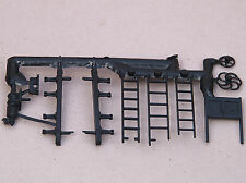 RCR - MDC HO PARTS - #30608 - 36ft freight car QUEENPOSTS, LADDERS,   10 pieces