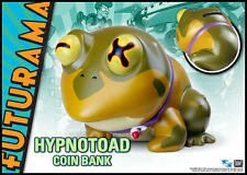 "Futurama Hypnotoad 6"" Vinyl Bank MIB -NEW"