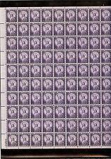 US MINT SHEET SCOTT#1035,5C TAGGED STAMP STATUE OF LIBERTY  SHEET OF 100 MNH