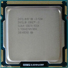 Intel Core i3 530 - 2.93 GHz Dual-Core UNBOXED CPU ONLY