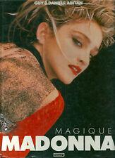 Magique Madonna chanteuse chanson show business people