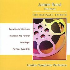 London Symphony Orchestra James Bond Themes - The Ultimate Tribute CD