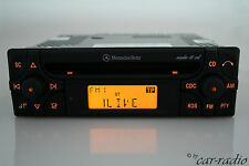Original Mercedes Oldtimer retro CD autoradio Alpine becker OEM radio audio 10