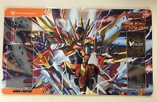 CARDFIGHT!! VANGUARD G-BT10 Raging Clash Blade Fangs Victor Sneak Peek Playmat