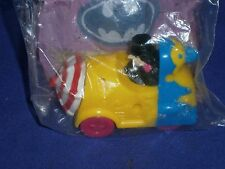 Vintage Batman Penguin Umbrella Car Happy Meal Toy by McDonalds 1991 Mint Sealed