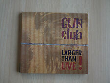 Gun Club ‎– Larger Than Live!