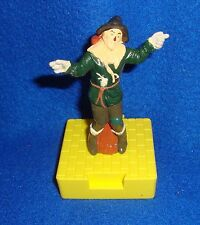 Wizard of OZ Scarecrow Blockbuster Video Exclusive PVC Figure New Old Stock