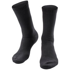 EDZ Motorcycle Waterproof Socks Thermal Merino Lining Size UK 9-10 BC37332 T