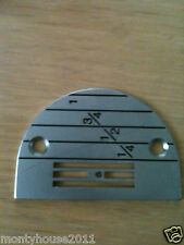 Industrial Sewing Machine Needle Plate E20 Universal FOR Brother, Singer, Juki