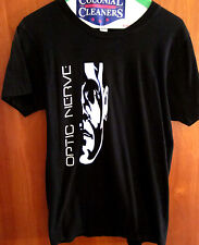 OPTIC NERVE Detroit techno T shirt small tee Keith Tucker rave Those Who Know MI