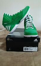 Adidas AdiZero D Rose Derrick Rose 2.5 St. Patrick's Day Green size 8.5 NEW
