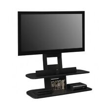 "Flat Panel TV Stand 65"" LCD Screen Mount Media Center Game Living Room Console"