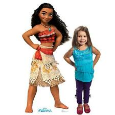 ​Disney Moana Standee. free-standing cardboard cutout photo standee opt