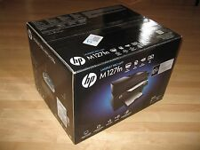 Brand New HP LaserJet Pro M127fn All-in-One Laser Printer Fax Replace M1212nf