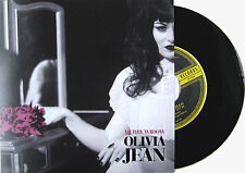 "White Stripes OLIVIA JEAN 7"" Merry Widow / You Really Got Me JACK Third Man"