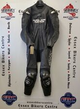 Arlen Ness Kangaroo Titanium One Piece Motorcycle Race Leathers EU 58 UK 48