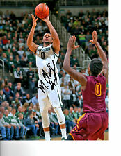 Marvin Clark Jr. Michigan State Spartans hand autographed signed 8x10 Final Four