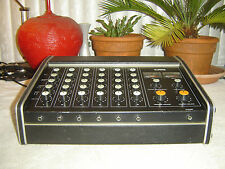 Yamaha EM-100, 6 Channel Mixer, Power Amp, with Spring Reverb & Eq, Vintage Unit