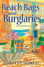 Beach Bags and Burglaries (A Haley Randolph Mystery)
