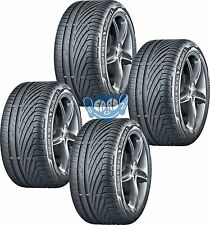 225/55 18 UNIROYAL RAINSPORT 3 SUV 98V TOP WET GRIP 2255518 4 NEW TYRES