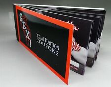 SEX! SEXUAL POSITION COUPONS Book Naughty ADULT  Great gift Stag Hen night