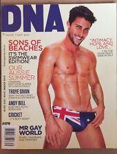 DNA Swimwear Edition Aussie Summer Cricket Mr Gay World #179 2015 FREE SHIPPING!