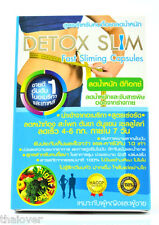 DETOX SLIM FAST SLIMING Yo-yo effect  absorption of fat, flour , sugar natural .