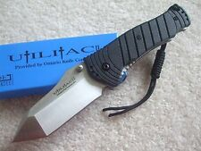 Couteau Ontario Joe Pardue Utilitac II Tactical Tanto Lame Acier AUS-8 ON8916