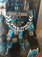 Hasbro Transformers Leader Class Nightwatch Optimus Prime MISB Brand New Works