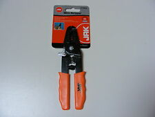 JAK QUALITY HAND SPRUNG WIRE STRIPPERS WIRE CUTTERS CRIMPING TOOL - EASY TO USE