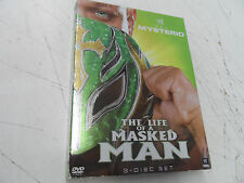 WWE: Rey Mysterio - The Life of a Masked Man - 3 DVDs Tested!