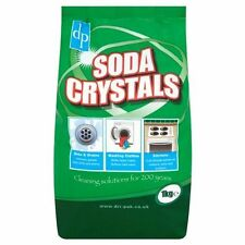 DP Supreme Washing Soda Crystals 6 x 1kg