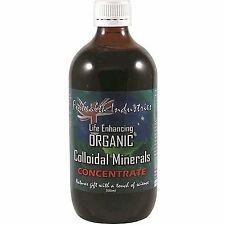 Fulhealth Industries Organic Colloid Minerals 500ml