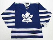 TORONTO MAPLE LEAFS NHL 2014 WINTER CLASSIC REEBOK HOCKEY JERSEY SIZE XL