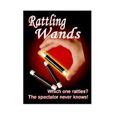 Rattling Wands - Royal Magic - Wands Rattle and Become Silent With A Magic Wave
