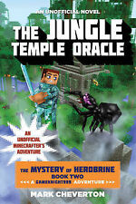 The Jungle Temple Oracle Mystery Herobrine Book Two Gameknight999 Adventure An U