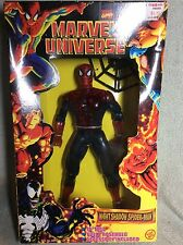 """Night Shadow Spider-Man 10"""" Deluxe from Marvel Universe"""
