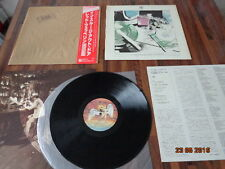 """LED ZEPPELIN  """"IN THROUGH THE OUT DOOR"""" - LP JAPAN + OBI + INSERTS -  P-10726N"""