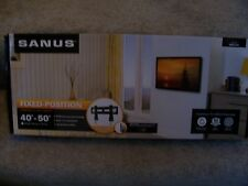 Sanus Fixed-Position Premium TV Wall Mount