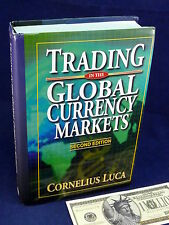 Trading in the Global Currency Markets Cornelius Luca Hardcover Book Investing