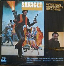 Don Julian - Savage OST LP Money Records Blacksploitation Blaxploitation 1973