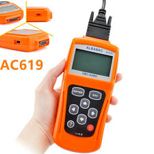 Professional AC619 OBD2 OBDII Car Off-Road Fault Diagnostic Scanner Tester Tool