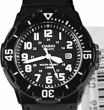 NEW LADIES CASIO WATCH MRW-200H-1B MRW-200 100M WATER RESISTANT FROM OZ SELLER