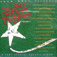 Stars Come Out For Christmas Vol 5 CD Vaus Country & Pop nMint 1993 Taco Bell
