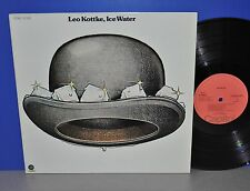 Leo Kottke Ice Water D '74 Capitol 1st press M- glossy Vinyl LP top condition