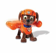 Nickelodeon, Paw Patrol - Action Pack Pup and Badge - Zuma , New, Free Shipping