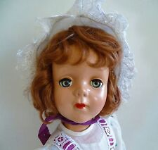 "GORGEOUS Vintage Early 1950's  ""Sweet Sue""  Doll 18"" by Arranbee  Amer. Charact."