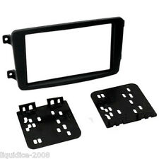 CT23MB17 MERCEDES C CLASS 2000 - 2004 W203 DOUBLE DIN FASCIA FACIA ADAPTOR PANEL