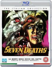 Seven Deaths In The Cats Eye - Blu-Ray - Special Edition - Antonio Margheriti