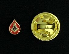 Masonic Blood Donor Recognition Pin (Small)